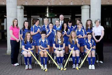 voyage hockey equipe filles