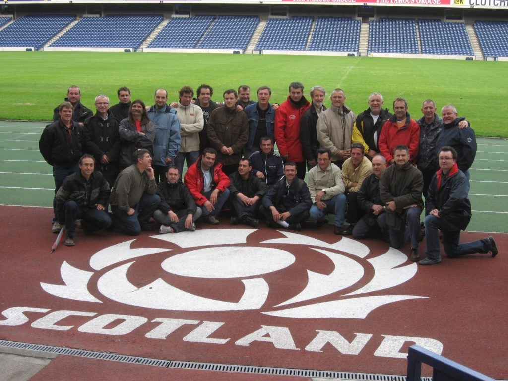 voyage rugby Ecosse