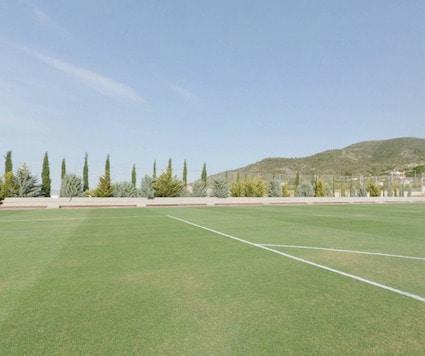 centre sportif football Espagne