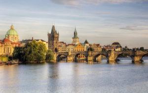 voyage rugby à Prague