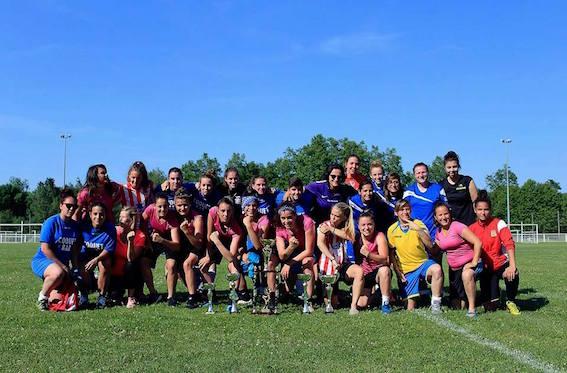 football tournoi féminin