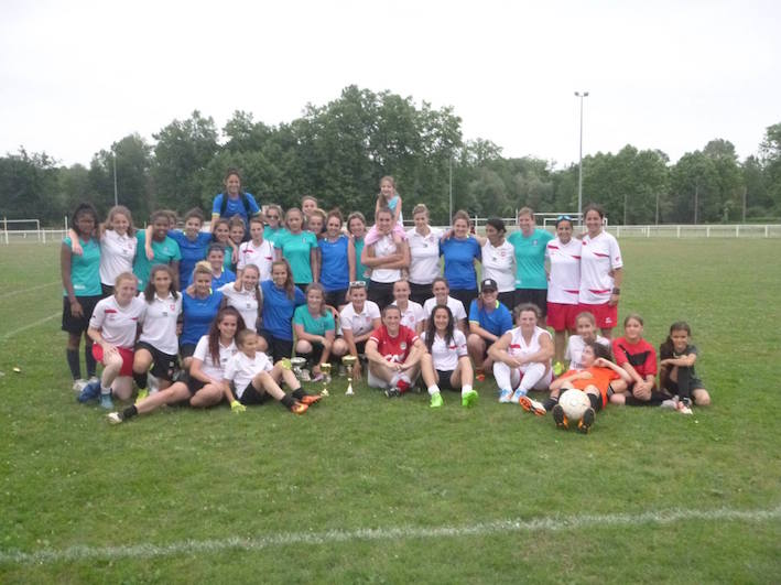 tournoi feminin football