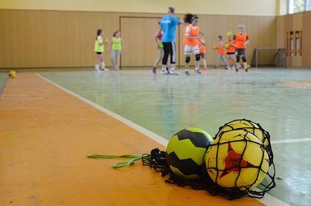 stage handball comeon sport