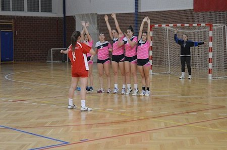 stage handball france