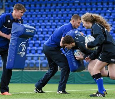 stage rugby garçons et filles