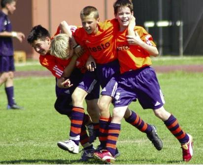 tournoi U13 Italie football