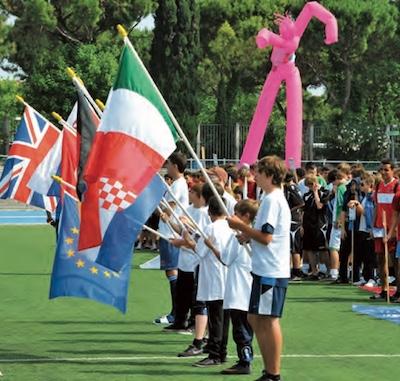 tournoi de football international Italie