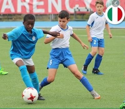 tournoi de football international