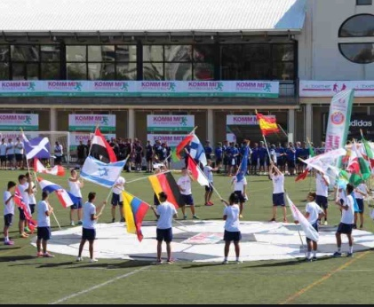 tournoi de football jeunes