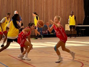 tournoi basketball pré saison france